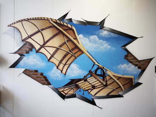 muurschildering-doorkijk-effect